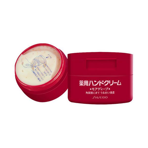 日本资生堂尿素护手霜 100g