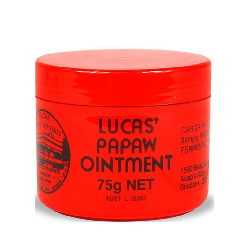 澳洲 Lucas' Papaw番木瓜膏 75g