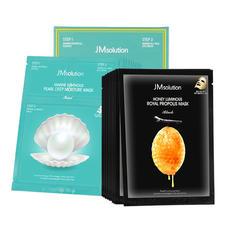 韩国JM solution水光蜂蜜+海洋珍珠面膜20片装