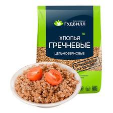 俄罗斯 GOODWILL谷德维尔 俄罗斯原装进口谷德维尔即食荞麦片400g谷物营养早餐食品代餐