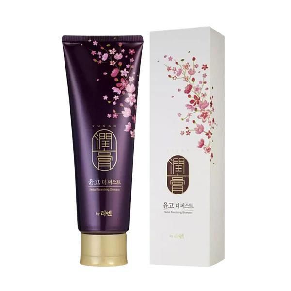 韩国LG顶级ReEn润膏无硅洗护二合一250ml紫色 【丢掉你的护发素】