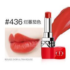 法国 Dior 迪奥口红 红管 3.2g #436南瓜红