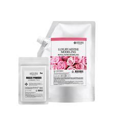 韩国美蒂菲面膜玫瑰软膜粉送精华粉共2包带勺