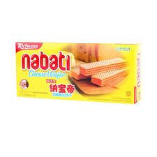 印度尼西亚丽芝士纳宝帝奶酪威化饼干145g