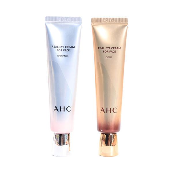 韩国AHC 7代眼霜30ml 金色+银色