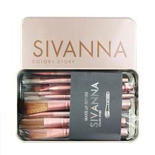 泰国SIVANNA思薇娜 彩妆化妆刷12件/套
