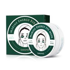 韩国香蒲丽眼膜 淡化细纹去黑眼圈60贴/盒 绿色