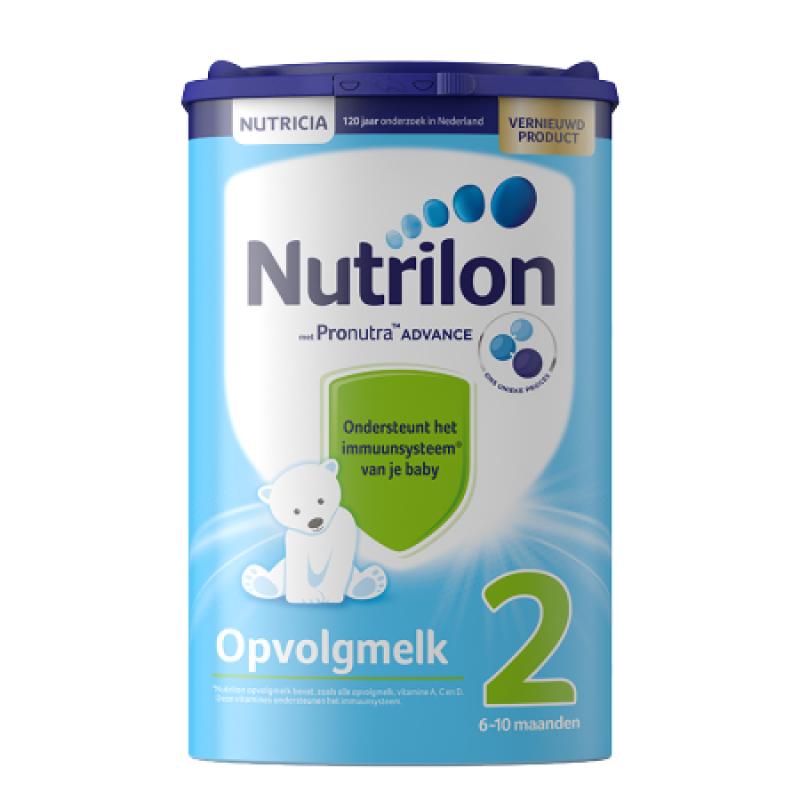 【2罐装】荷兰牛栏2段 6-10个月婴幼儿奶粉850g*2罐(新老包装随机发货)