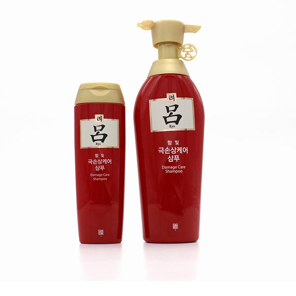 韩国爱茉莉 红吕400ml+180ml洗发水套装